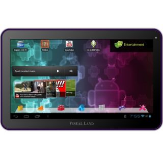 Visual Land Prestige 10 ME 110 16GB 10 16 GB Tablet   Wi Fi   ARM Co