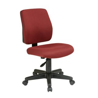 Office Star Ratchet Back Height Adjustable Deluxe Task Chair Today $