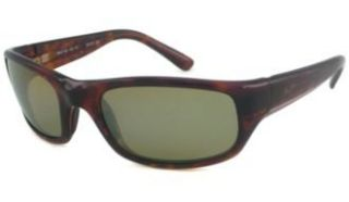 Maui Jim Stingray HT103 10 Sunglasses Brown Polarized