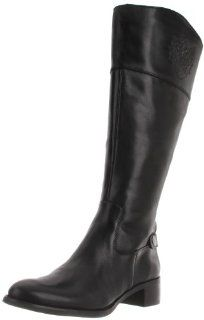 Etienne Aigner Womens Chip Wide Riding Boot Shoes