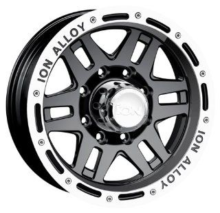 Ion Alloy 133 Black Beadlock Wheel (16x8/5x114.3mm)