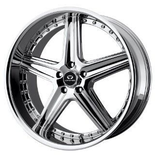 18x8 Lorenzo WL19 (Chrome) Wheels/Rims 5x112 (WL01988057232)
