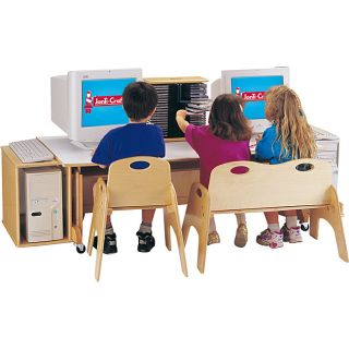 Jonti Craft 60 inch Computer Table