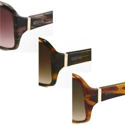 Kenneth Cole Reaction Womens KC2238 Square Sunglasses