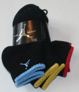 Nike Jordan Jumpman23 Kids Socks Quarter Crew 3 Pair