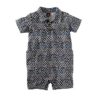 Tea Collection Baby boys Infant Kendang Polo Romper
