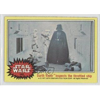 the throttled ship (Trading Card) 1977 Star Wars #142