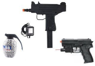 WELL Mini UZI Electric Full Auto Mac 10 AEG FPS 150