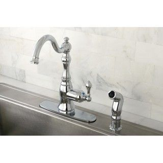 American Classic Chrome Single handle Kitchen Faucet