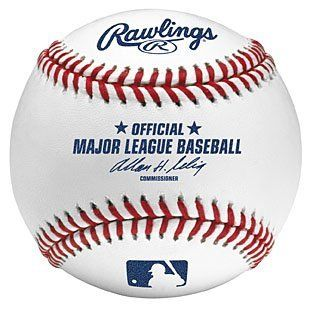 Rawlings Official Major League Baseballs (Dozens) ONE