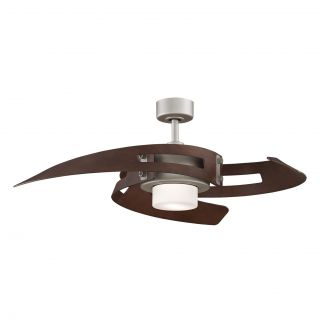Fanimation Satin Nickel 2 light Ceiling Fan Today $699.00
