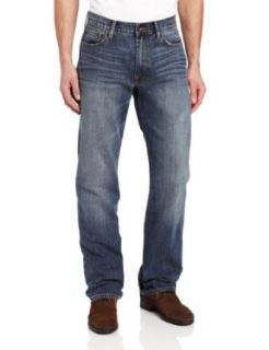 Lucky Brand Mens Mens 181 Relaxed Straight Denim Jean