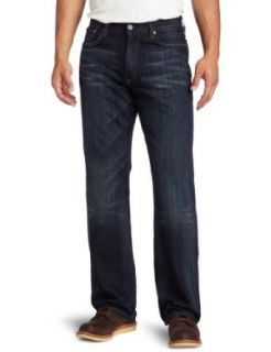 Lucky Brand Mens 181 Relaxed Straight Leg Jean In Ol Yogi