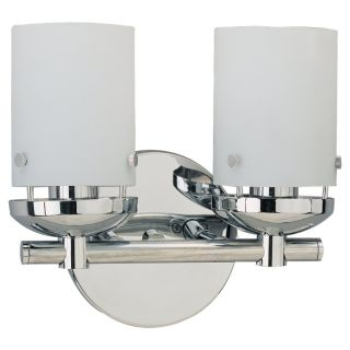 Sea Gull Lighting Two Light Chrome Wall/ Bath Fixture Today $116.00
