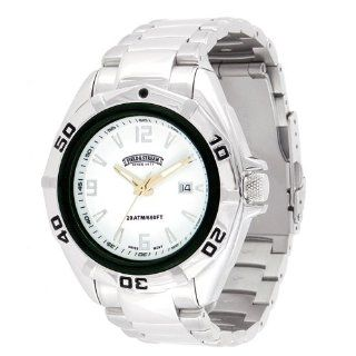 Field & Stream Mens F184GWBSD Ocean Angler Stainless Steel Watch