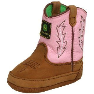 John Deere Kids 185 Boot (Infant/Toddler) John Deere Shoes