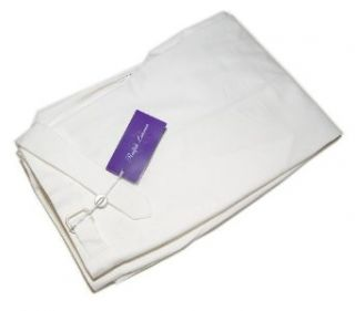Polo Ralph Lauren Purple Label Mens White Cotton Dress