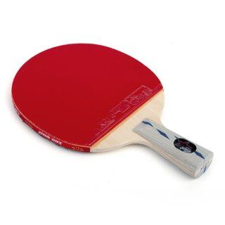 DHS Ping Pong Paddle X3007, Table Tennis Racket   Penhold