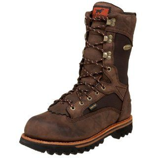 Irish Setter Mens Elk Tracker WP 200 Gram 12 Big Game Boot Shoes