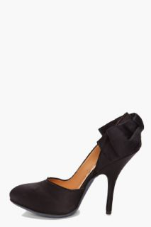 Lanvin Satin Bow Pumps for women