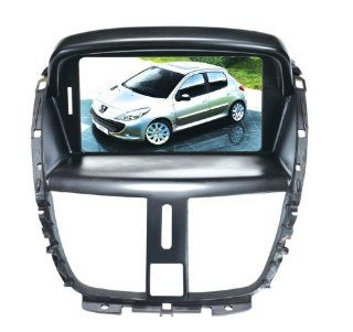 Piennoer In Dash Navigation Original Fit Peugeot 207 6 8
