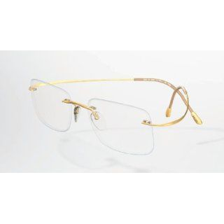 Silhouette Eyeglasses Titan Minimal Art The Must Collection Chassis