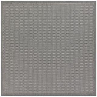 Recife Saddle Stitch Grey Rug (76 Square) Today $152.69