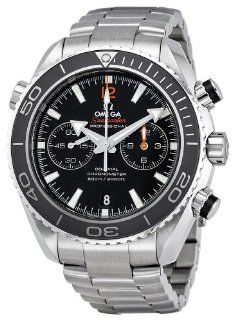 Omega Mens 232.30.46.51.01.003 Seamaster Plant Ocean Black Dial Watch