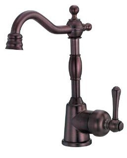 Danze D221557RB Opulence Single Handle Lavatory Faucet, Oil Rubbed